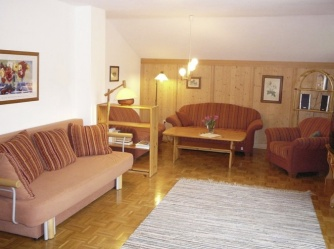 2.Stock - Wohnzimmer